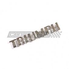 """LETRAS """"TRIUMPH"""" TR3/GT6/SPIT"""