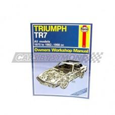 MANUAL TALLER TRIUMPH TR7...