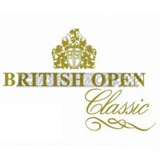 EMBLEMA LATERAL MINI BRITISH OPEN (COCHE NEGR0