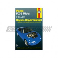 MANUAL TALLER MAZDA MX5 MK1...
