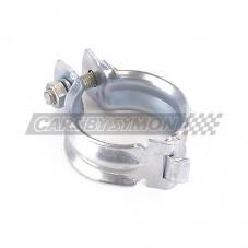 GEX7801 ABRAZADERA COLECTOR / ESCAPE MINI 90-91 DOBLE TUBO