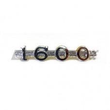 EMBLEMA MG A 1600