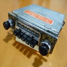 AUTORADIO BOMAN FM-70-MPX FRONTAL CROMADO