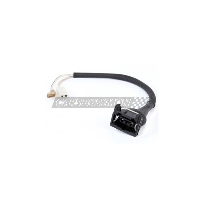 CONECTOR DELCO METRO/MINI 91ON A BOBINA CON CABLE